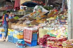 Souk - miasto rynek w Agadir Obrazy Stock