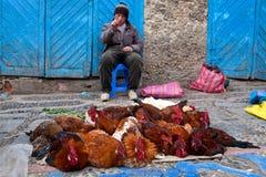 Souk in Morocco Stock Image
