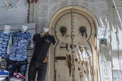 Souk Tunis Stock Photo