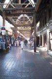 Souk viejo Dubai Imagen de archivo libre de regalías