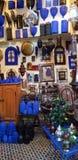 Souks colorés Marrakech de la Médina - doit voir ! images stock