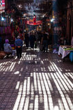 In the souks of Marrakesh Royalty Free Stock Image