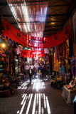In the souks of Marrakesh Royalty Free Stock Photos