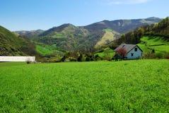 Soule Landschaft Stockfotos