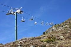 soulevez le ski images stock