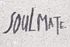 Soulmate Obrazy Royalty Free