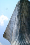 Soumaya and Carso Buildings. CIUDAD DE MEXICO, MEXICO -  APR, 25, 2015: Soumaya museum with over 66,000 works from 30 centuries of art . Mexico City, Mexico on Stock Images