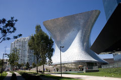Soumaya museum Royalty Free Stock Photo