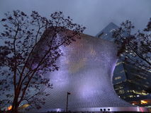 Soumaya Museum. Building Mexico City Stock Images