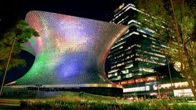 Soumaya Museum, Mexiko DF Lizenzfreies Stockfoto
