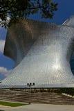 Soumaya muzeum przy Meksyk zdjęcia royalty free
