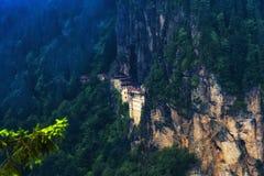 Soumela Monastery Royalty Free Stock Photo