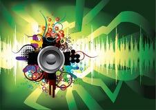 Sound_10 Imagens de Stock