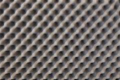 Sound Absorbing Sponge. Isolation for studio stock photos