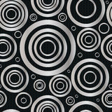 Sound Abstract Seamless Pattern Royalty Free Stock Image