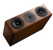 Sound box Stock Image