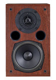 Sound box Royalty Free Stock Photography