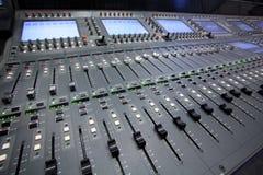 Sound bräde Arkivbild