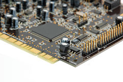 Sound card Stock Photos