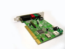 Sound Card Stock Images