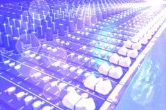 Sound control Stock Photo