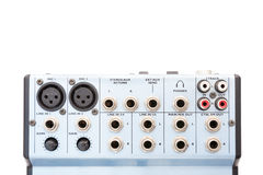 Sound Controler Stock Photography