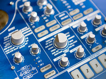 Sound controller Royalty Free Stock Photos