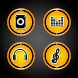 Sound design Royalty Free Stock Photos