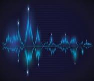 Sound design. Stock Photos