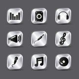 Sound design Royalty Free Stock Photo