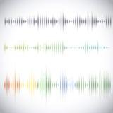 Sound design. Stock Photo