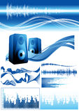 Sound_elements Stock Images