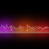 Sound  Equalizer Royalty Free Stock Image