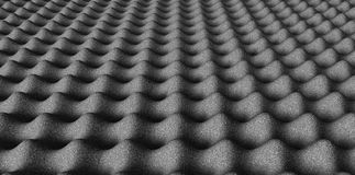 Sound Foam Squared Royalty Free Stock Photos
