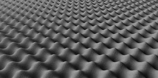 Sound Foam Staggered Pattern Royalty Free Stock Photo