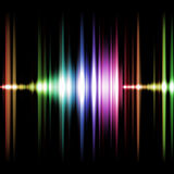 Sound graphic Stock Photography