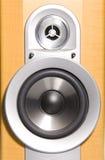 sound högtalare Fotografering för Bildbyråer