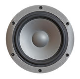 sound högtalare Arkivfoton