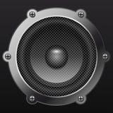 Sound högtalare Royaltyfri Bild