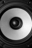 sound högtalare Royaltyfria Foton