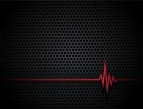 Sound högtalaregaller royaltyfri illustrationer
