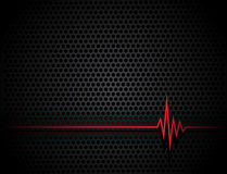 Sound högtalaregaller Royaltyfri Fotografi