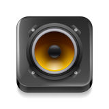 Sound icon Stock Images
