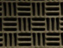 Sound Insulation Pattern 2 Stock Image
