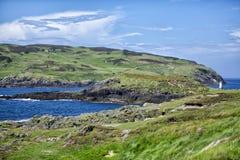 Sound island. On south of Isle of Man Stock Photo