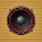 Sound loud speaker Royalty Free Stock Photos