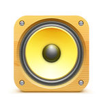Sound loud speaker Royalty Free Stock Photo