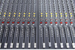 Free Sound Mixer Royalty Free Stock Photography - 13997337