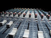 Free Sound Mixer Royalty Free Stock Photography - 14841277