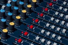 Free Sound Mixer Stock Photography - 17301772